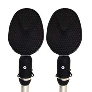 Coles 4038 Studio Ribbon Microphone - Matched Pair