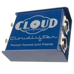 Cloud Microphones Cloudlifter CL-2 Microphone Preamp