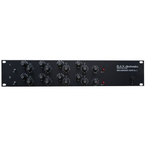 DAV BG3 - Stereo Mastering EQ
