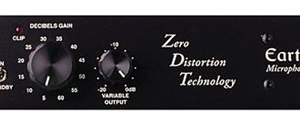 Earthworks 1021 ZDT Microphone Preamp