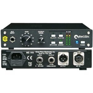 Great River ME1-NV Microphone Preamp