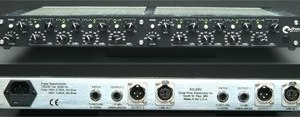 Great River MEQ-1NV Microphone Preamp/EQ combo