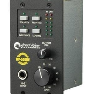 Great River MP-500NV 500-Series Microphone Preamp Module
