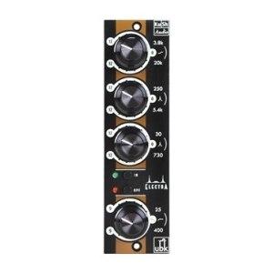 Kush Audio Electra 500-Series Electrified Transient Parametric EQ Module