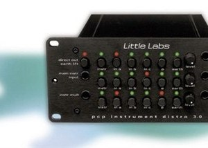 Little Labs PCP Instrument Distro Instrument Source Selector