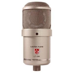 Lauten Audio OCEANUS LT-381 Dual-Tube Large Diaphragm Condenser Microphone