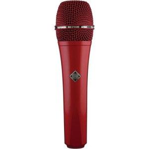 Telefunken M80 Custom Dynamic Handheld Microphone (Red)