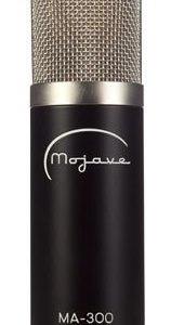 Mojave Audio MA-300 Vacuum Tube Condenser Microphone
