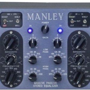 Manley Massive Passive Stereo Valve Equaliser