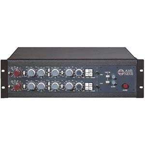AMS NEVE Stereo 1081 Module Dual Channel Preamp / EQ