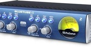 Presonus Bluetube DP V2 2 Channel Valve Pre Amp