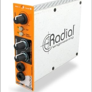 Radial EXTC 500-Series Guitar Effects Interface Module