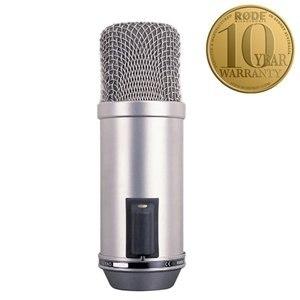Rode Broadcaster Broadcast Condenser Microphone