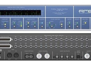RME M-32 AD Analog Multichannel MADI and ADAT Converter