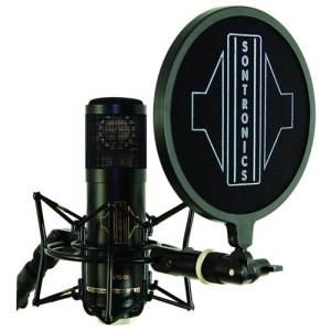 Sontronics STC-20 Pack Includes, STC-20 Microphone, Pop, Cable and Carry Bag