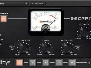 SoundToys Decapitator V5 Analog Saturation Software (Electronic Delivery)