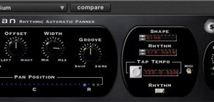 SoundToys PanMan V5 Auto-Panning Software Plug-In (Electronic Delivery)