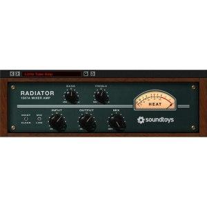 SoundToys Radiator VST AU RTAS Mac/Windows Digital Download