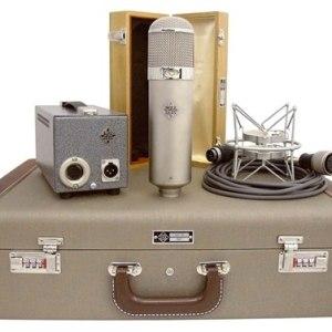 Telefunken U47 Cardioid Condenser Valve Microphone