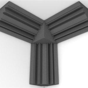 Universal Acoustics Mercury Corner Cluster Room Acoustic Treatment Kit 2