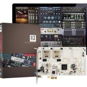 Universal Audio UAD-2 QUAD Custom PCIe DSP Acelerator Card