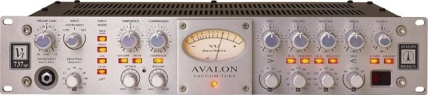 Avalon VT-737 SP Mono Tube Voice Channel Strip