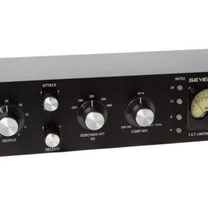 Black Lion Audio Seventeen, Mono FET Compressor