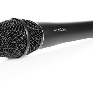 Vocal Mic with DPA Handle, Supercardioid