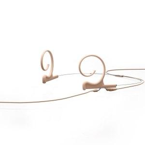 DPA d:fine Dual-ear Directional Headset Mic, Beige, 3.5mm Jack