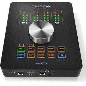 MOTU Track 16 Hybrid USB/FireWire Audio Interface
