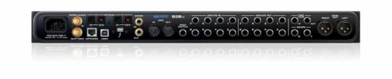 MOTU 828es Audio Interface available from Kazbar Systems