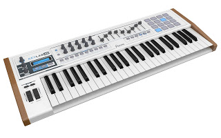 Arturia Keylab 49 Controller Keyboard available from Kazbar Systems