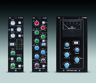 SSL 500 Series Modules available from Kazbar Systems