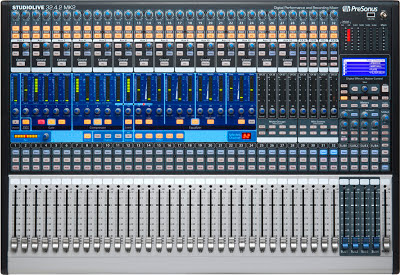 Studio Live 32.4.2AI availeble from Kazbar Systems