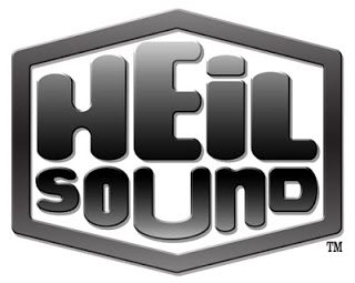 Heil Sound Microphones available from Kazbar Systems