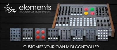 Livid Instruments Elements available from Kazbar Systems