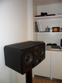 Adam S3XH Active Monitor Speaker available from Kazbar Systems