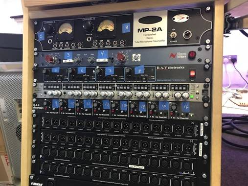 Patchbay Design And Installation by Kazbar Systems