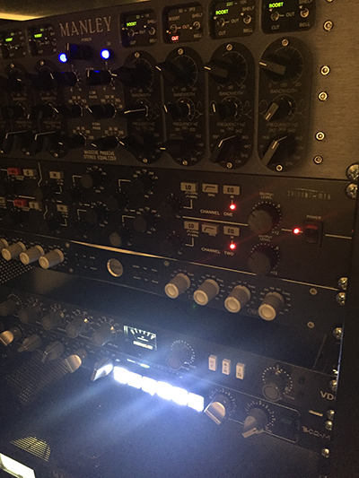 Producer Cameron Blackwood Upgrades Studio With Kazbar Systems