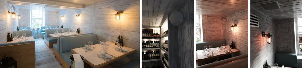 Piccolino Knustford upper restaurant and bar area