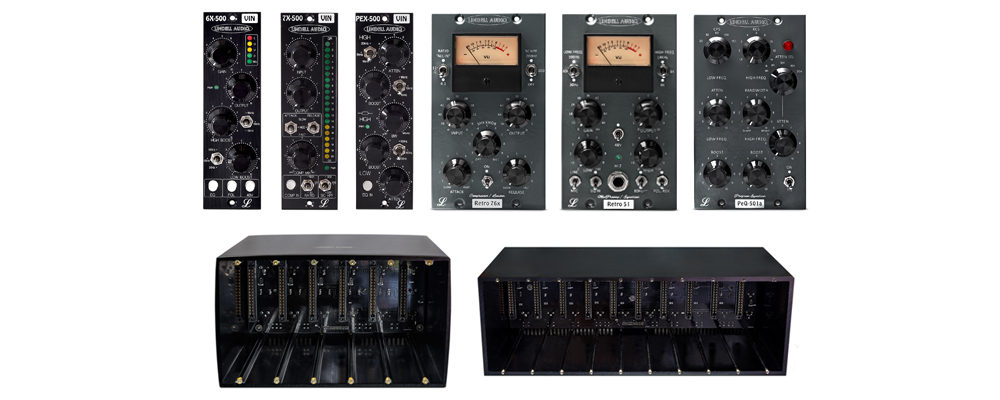 Lindell Audio available from Kazbar Systems