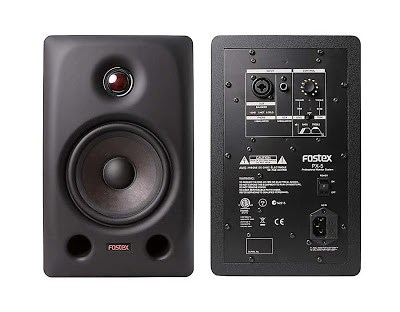 Fostex PX-5 Active Monitor Speaker available from Kazbar Systems