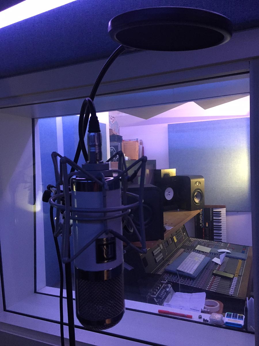 Soho Radio Studio Upgrade by Kazbar Systems
