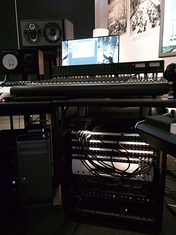 Stuart Rosylyn Upgrades Studio To Prism Atlas from Kazbar Systems