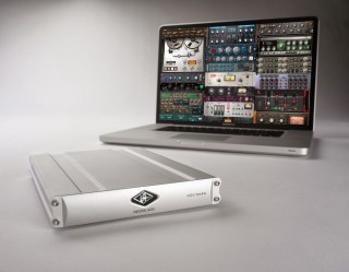 Universal Audio UAD-2 DSP Plugin Processors available from Kazbar Systems