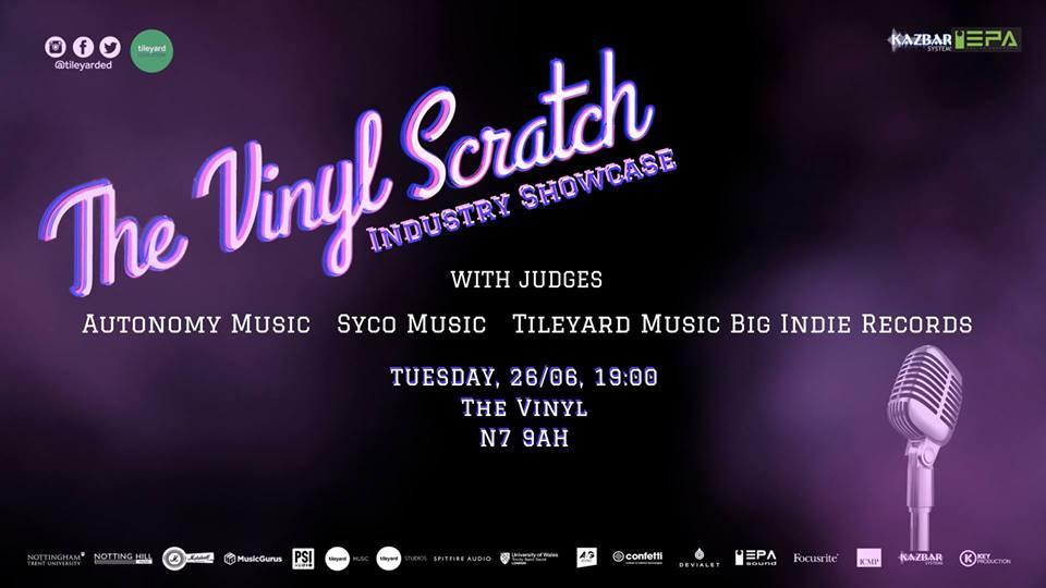 The Vinyl Scratch Open Mic Night
