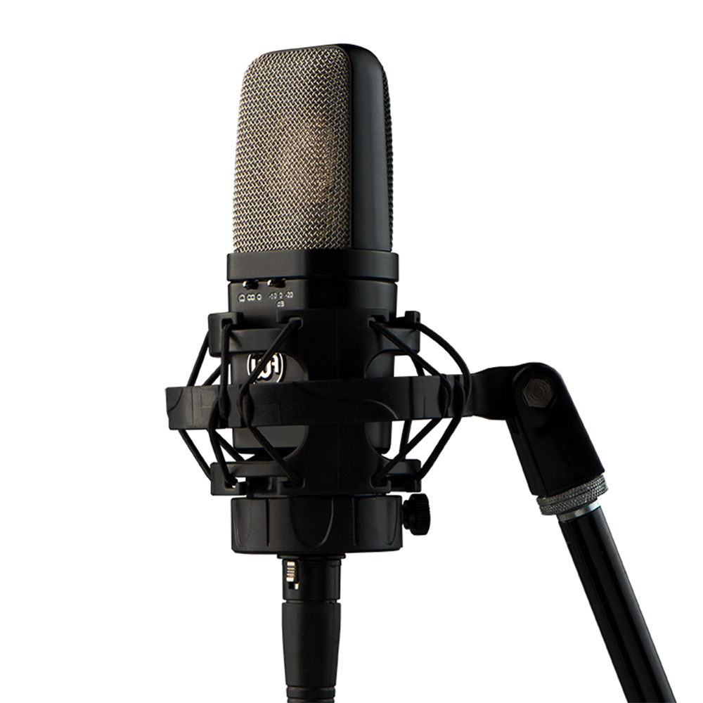 Warm Audio WA-14 Condenser Microphone available from Kazbar Systems