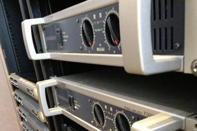 Audac 100v Line Amplifiers