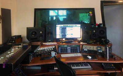 Kazbar Systems Acoustic Upgrade at Cameron Blackwood's Studio