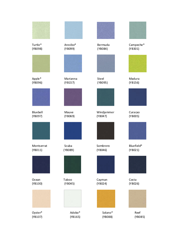 Kazbar Systems Bespoke Acoustic Panels Colour Option